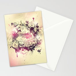 Stoned Stationery Cards