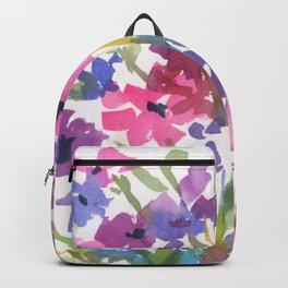 Lavender Mini Fleurs Backpack