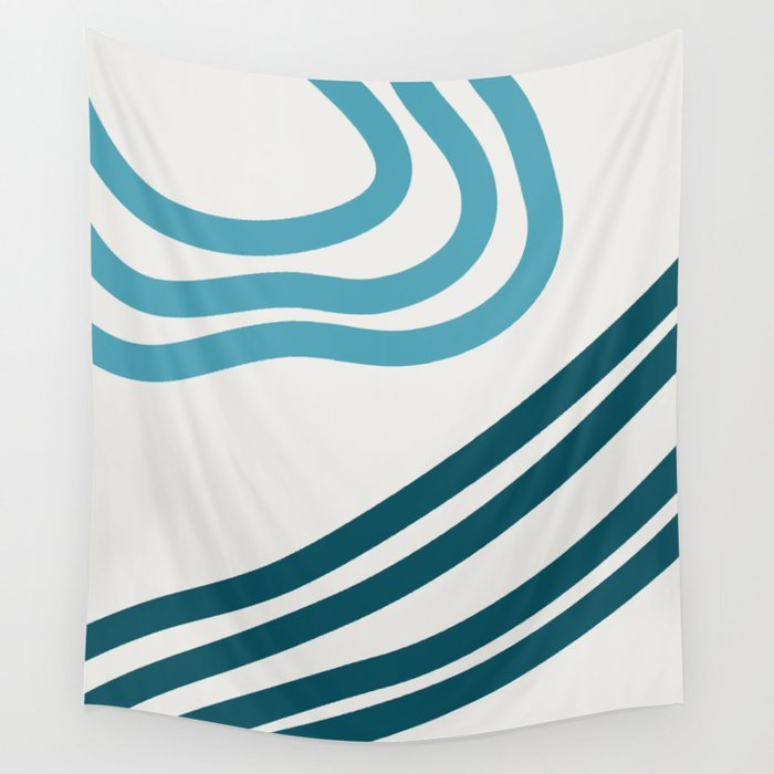 Linea 04 Wall Tapestry