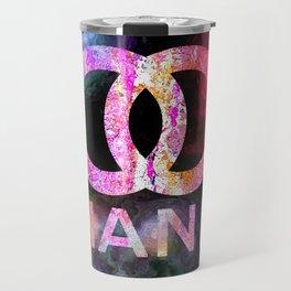 Fashion Colored Smoke Travel Mug
