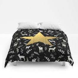 Reindeer games Comforters