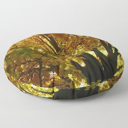 Fall of Possibility Floor Pillow