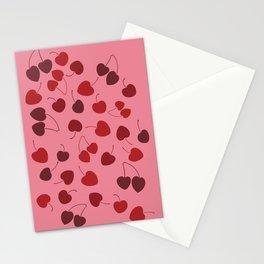 Cherry Love Stationery Cards