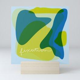 40/100 Mini Art Print