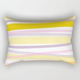 Brushstroke 03 Rectangular Pillow