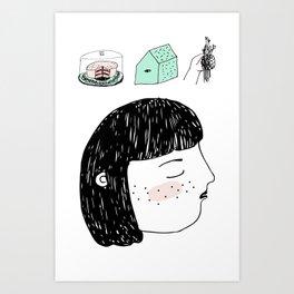 Craving Art Print