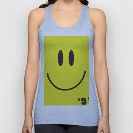 Acid house '91 vintage smiley face Unisex Tank Top