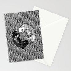 Yin &Yang Stationery Cards