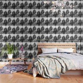 JOHN AND YOKO BED IN, NEW YORK CITY Wallpaper