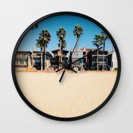 Venice Beach, CA Wall Clock
