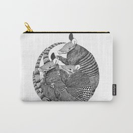 armadillos  Carry-All Pouch