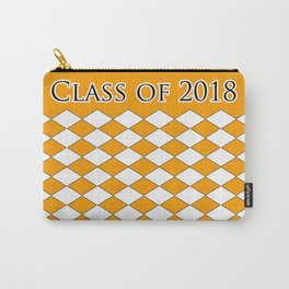 Class of 2018...Orange Carry-All Pouch