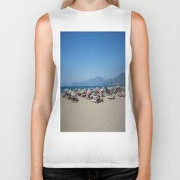 Iztuzu Beach Dalyan Turkey Biker Tank
