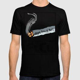 FLCL Never Knows Best Cigarette T-shirt