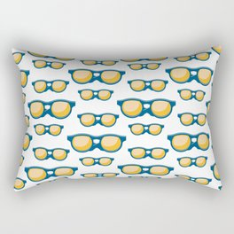 Sunglasses Rectangular Pillow