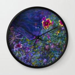 """Remember Alice 04"" (2017) Wall Clock"
