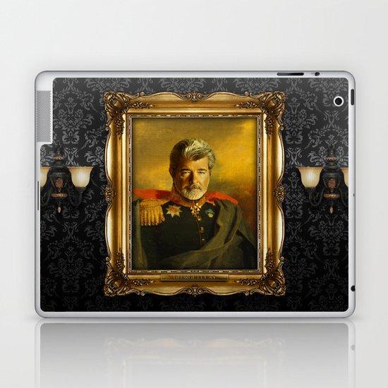 George Lucas - replaceface Laptop & iPad Skin