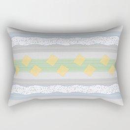 Gray design Rectangular Pillow