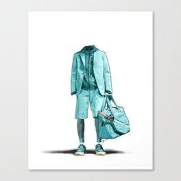 Milan Fashion Week Highlight: Z Zegna Canvas Print
