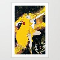 Vision of Venus Art Print