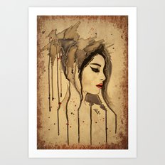 If You Were Mine...  Art Print
