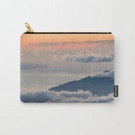 Haleakalā Deep Sunset Carry-All Pouch