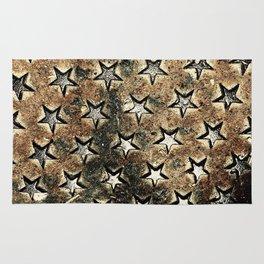 Serie Texturas - CleMpasS - Estrellas Rug