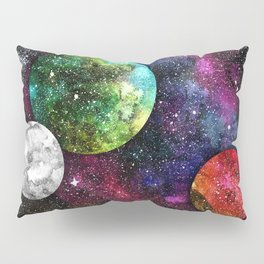A Galaxy Far Away Pillow Sham