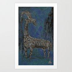 Argali Art Print