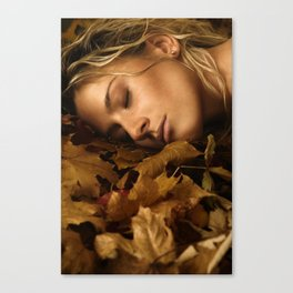 Autumn Beauty 02 Canvas Print