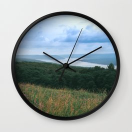Keuka Lake Wall Clock