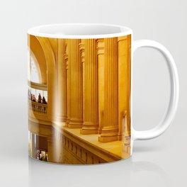 Halls of History Coffee Mug