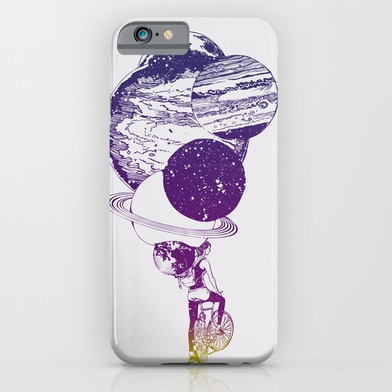 Time for Ride iPhone & iPod Case