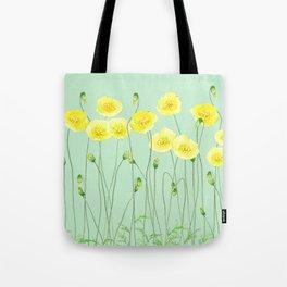 Yellow Wildflowers II Tote Bag