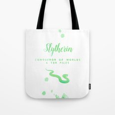HOUSE SERPENT: BIBLIOPHILE Tote Bag