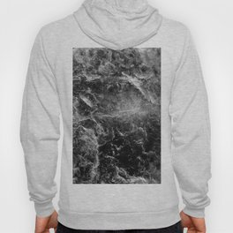 Enigmatic Black Marble #1 #decor #art #society6 Hoody