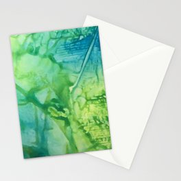 Abstract: One Road Out Stationery Cards