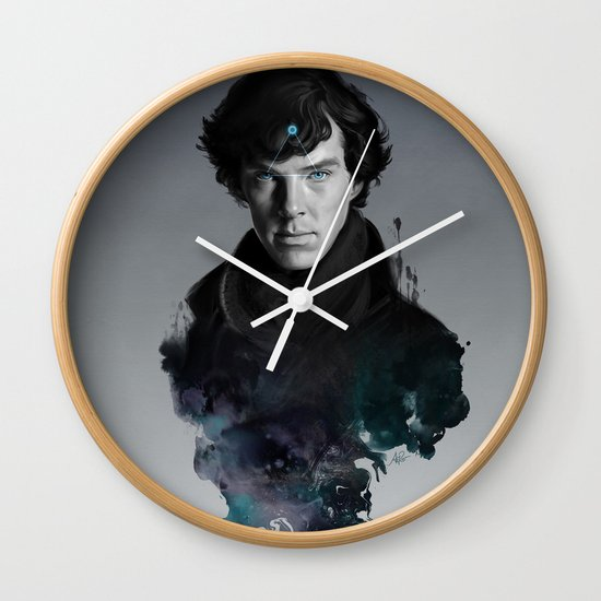 The Excellent Mind Wall Clock