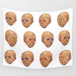 Histrionics Wall Tapestry
