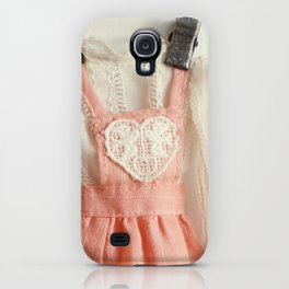Doll Closet Series - Heart Dress iPhone Case