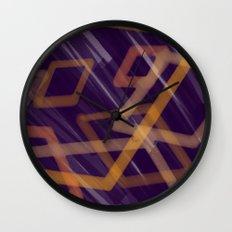 Carnival II Wall Clock