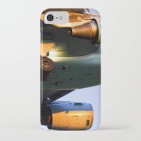 plane iPhone & iPod Cases featuring Plane by Luc Girouard