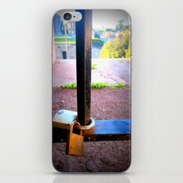 For Ever After and Into Always. iPhone Skin