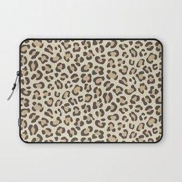 Leopard - Neutral Colors Laptop Sleeve