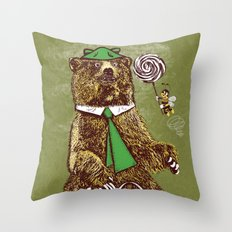 yo!yo! Throw Pillow