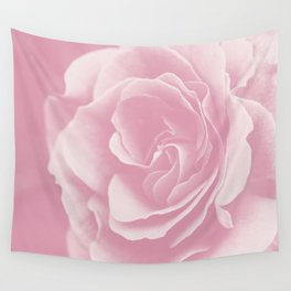 Light Pink Rose #2 #floral #art #society6 Wall Tapestry