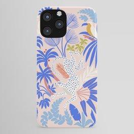 Rainforest Leopard iPhone Case