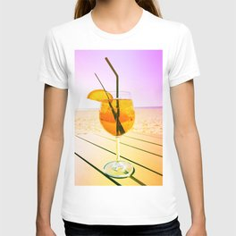 Cocktail On The Beach T-shirt