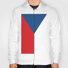 Flag of Czech Republic Hoody
