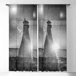 Lighthouse Blackout Curtain